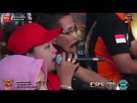 SAMBOYO PUTRO Lagu KEGAGALAN CINTA Voc Wulan & IKA Versi Super Pegon Indonesia Live Malang 2018