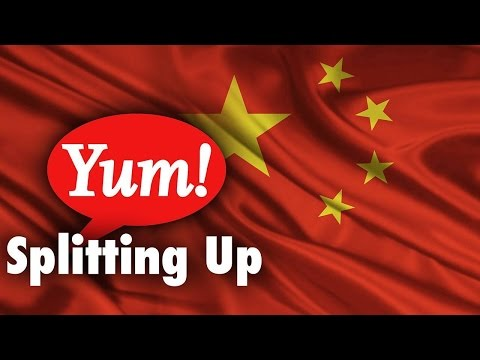 Activist-Pressured Yum! Brands Will Split China Business Into a New Company