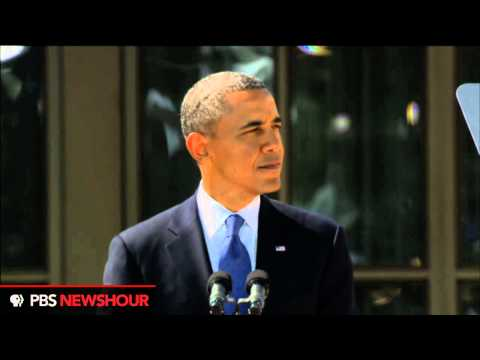 Watch President Barack Obama speak at the dedication of the George W. Bush Library