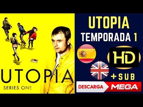 🟡 Utopia → Temporada 1 / Capítulo 1 ↓ Serie Completa En La Descripción Del Canal ↓