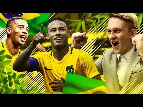 """""""GABRIEL JESUS!!! LANDSLAGSLÄGER INFÖR VM 2018!!"""" LIVERPOOL FC KARRIÄRLÄGE - FIFA 17 PÅ SVENSKA"""