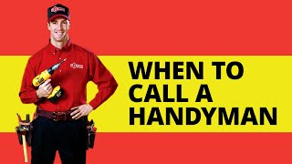 Mr. Handyman Provides Residential And Commercial Service 800-566-2344
