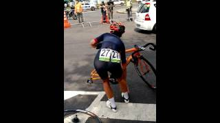 Cycling Women's Road Rio 2016 - Lizzie Armitstead flat tire