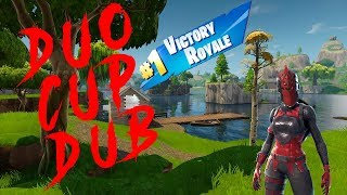 Insane Duo Cup 4 HP Clutch - the next tfue? *CLICKBAIT*