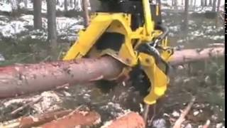Tree Cutting Machine Amazing