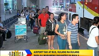 DOTC eyes airport buses for NAIA-3 passengers