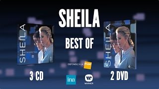 "SHEILA Double DVD + Triple CD ""Rétrospective"""