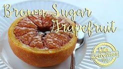 Brown Sugar Grapefruit