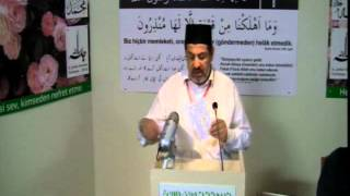 2012 Türkiye Calsası-Ahmedi Müslümanlarla diğerleri arasındaki farklar