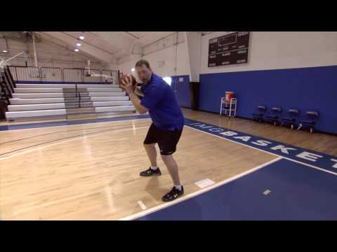Attacking Down the Middle - Big Man Offensive Skills Series by IMG Academy Basketball (1 of 4)