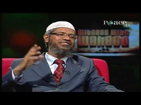 Dr Zakir Naik's interview in Maldives