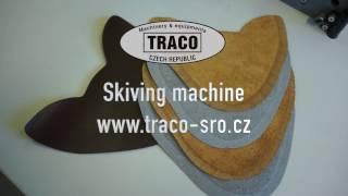 01339 P3   Skiving machine