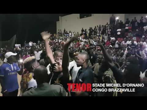 TENOR au Stade Michel d'Ornano de Brazzaville  (Congo)