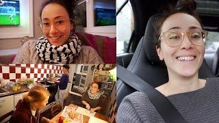 Vlog - hoher Besuch, Berlin, Familie wiedersehen PART 1 by Hatice Schmidt
