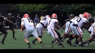 RSP Film Room 120: RB Sony Michel (Georgia), Extended Look