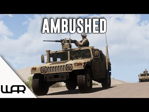 AMBUSHED - MILSIM (Arma 3) - 43rd Marine Expeditionary Unit - Episode 4