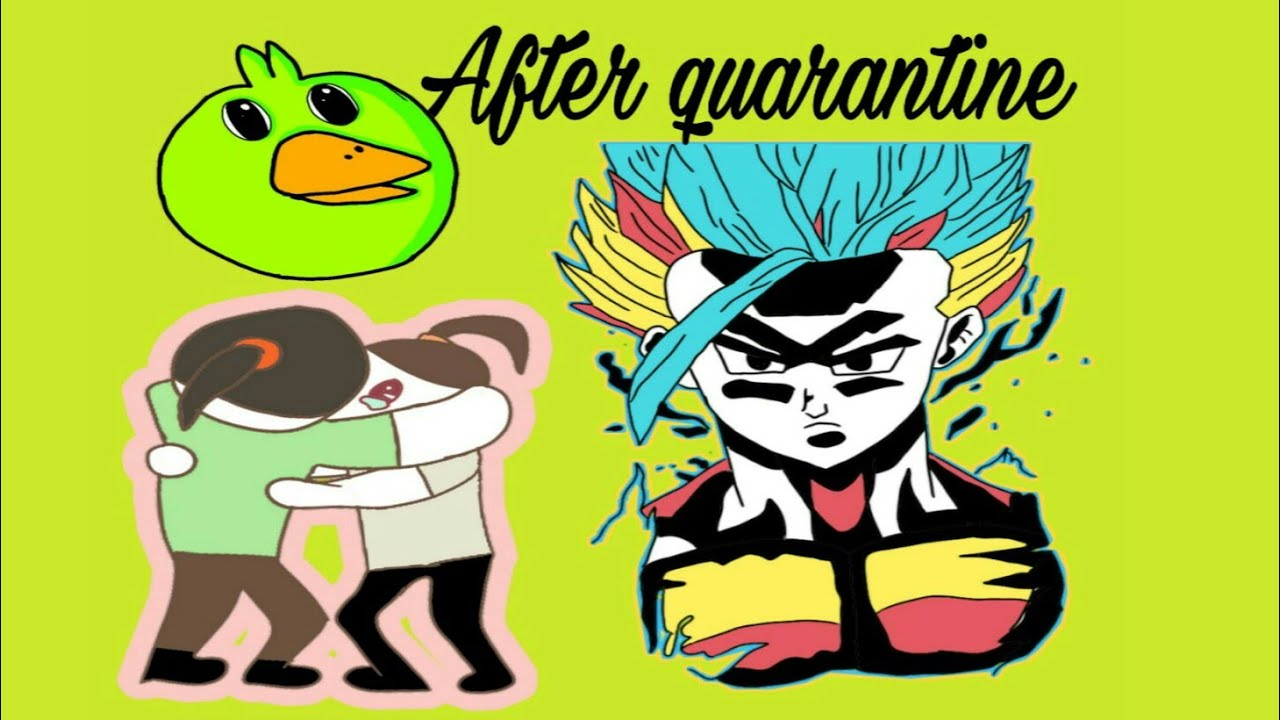 #Pinoyanimation After quarantine |ate animation|