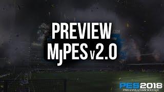 Preview MjPES v2.0 - PES 2018 PC (Brasileirão A e B + Bundesliga)