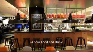 citizenM Hotel Amsterdam Schiphol Airport (January 2016)