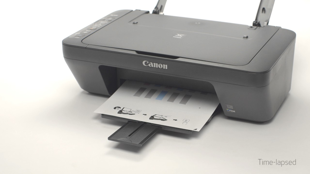 How to print photo from computer to canon printer