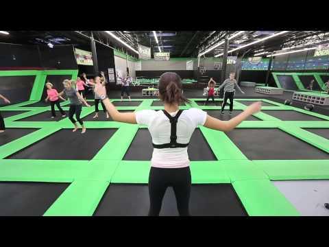 'Vertical aerobics'