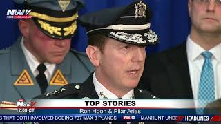 TOP STORIES: Ron Hoon & Pilar Arias on TX plant explosion, Trump tweets (FNN)
