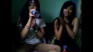 Goyang Hot Duo Mojang Bandung - Bunga