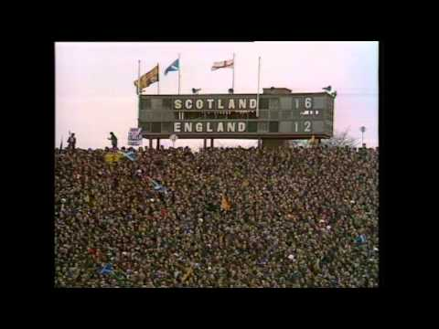 Scottish Rugby's rock and roll years: The 70s