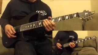 Omnium Gatherum - Formidable (Guitar Cover with solo)