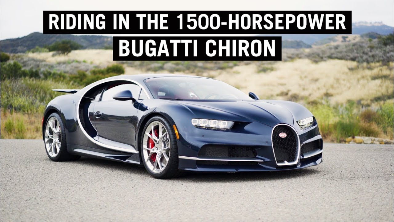 How much horsepower does a bugatti have