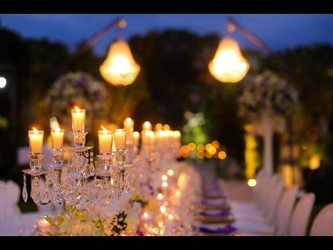 WEDDING / VILLA EPHRUSSI DE ROTHSCHILD - SAINT-JEAN-CAP-FERRAT / GALA ORGANISATION