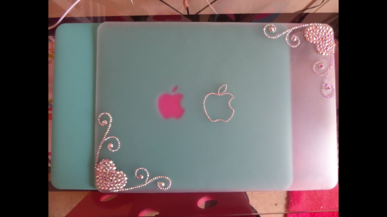 Diy Decora Tu Laptop Macbook Air 13 Youtube