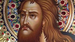 Обучение Поэтапного Написания Образа Иоанна Предтечи Ангела Пустыни Движки Сумская Икона
