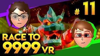 Mario Kart Wii - 1v1 SIMULATOR?! - Race To 9999 VR | Ep. 11