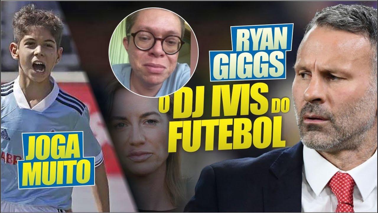 GIGGS: O DJ Ivis do FUTEBOL   Real contrata GAROTO de apenas 12 anos   Jesus na JUVE