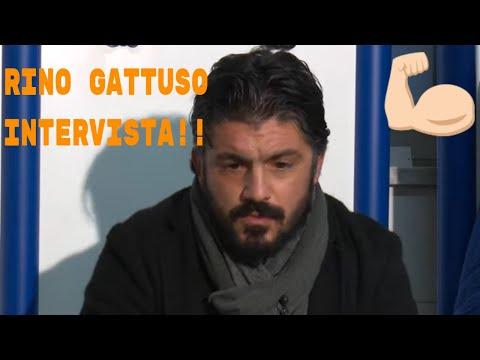 Intervista Rino Gattuso (15/12/15 in onda su 50 Canale)