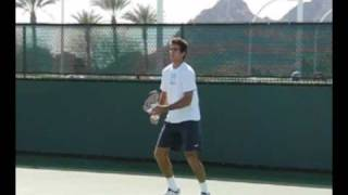 Juan Martin Del Potro Forehands in Slow Motion