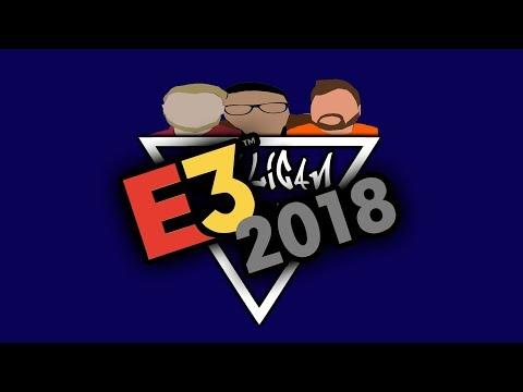 Hooligan Radio Episode 5: E3 2018 Recap & Reactions
