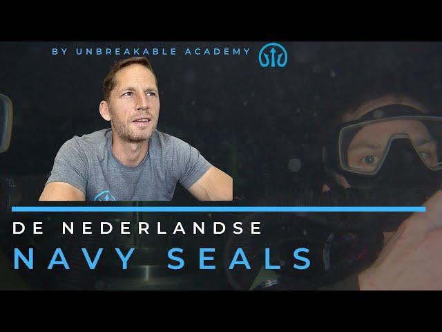 De Nederlandse Navy SEALs