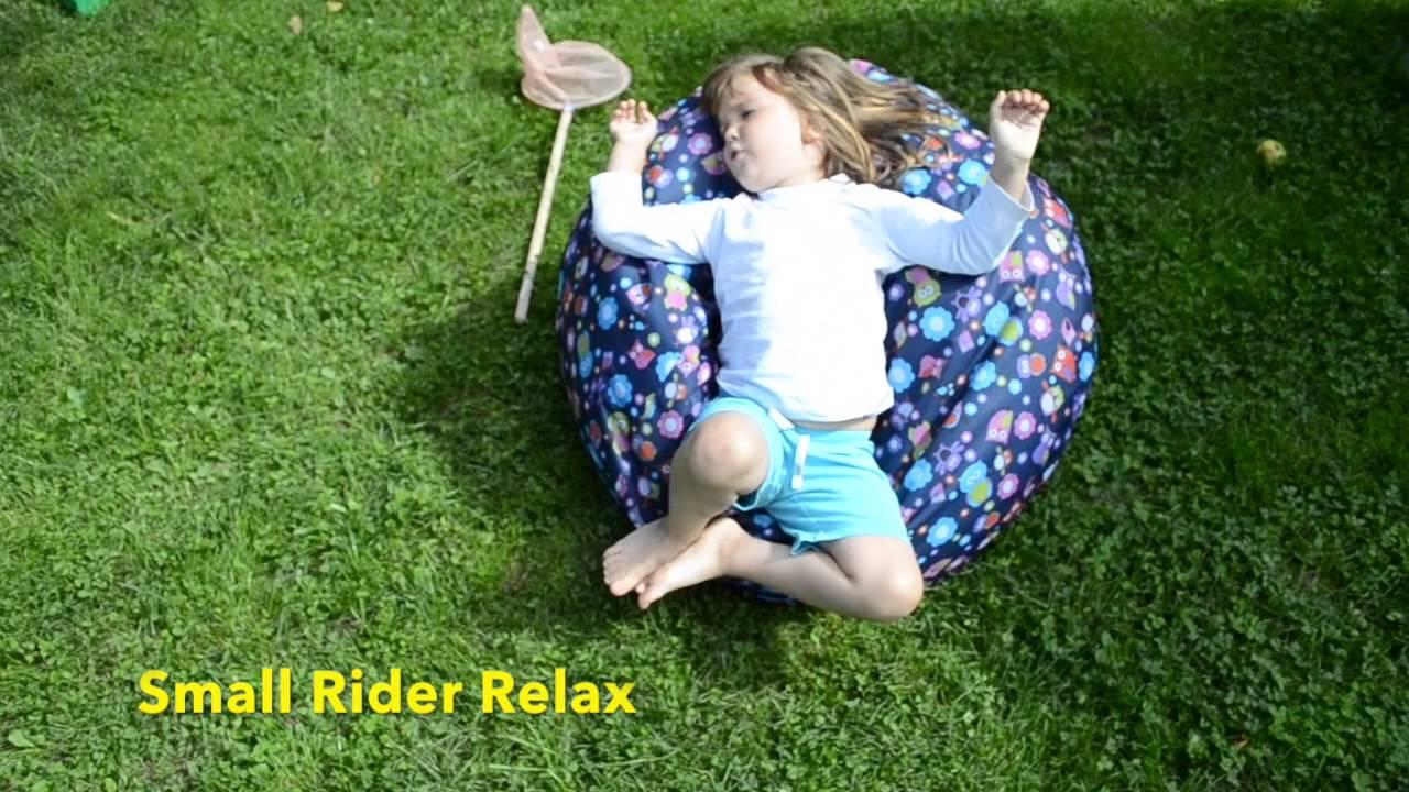 Детское кресло-мешок Small Rider Relax