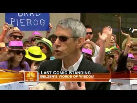 Richard Belzer on 'Last Comic Standing'
