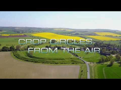 NEW Crop Circle near Avebury & Silbury Hill, Wiltshire, 22nd April 2017