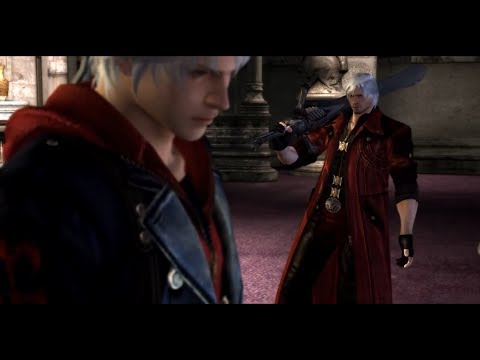 Devil May Cry 4 Full Video (eng)
