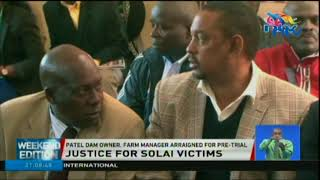 Patel Dam owner, farm manager arraigned for pre-trial