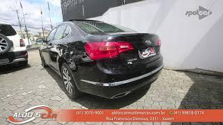 KIA CADENZA EX 3.5 V6 TOP DE LINHA É AQUI NA ALDO'S CAR MULTIMARCAS