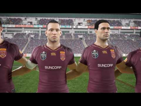 Rugby League Live 4 – State of Origin 2017