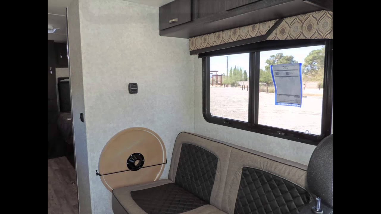 2015 REV Twin Bed Class B RV by Dynamax on Dodge ProMaster ...