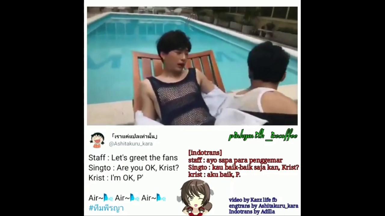 (INDO/ENG SUB) Krist Perawat and Singto Prachaya Boy Couple