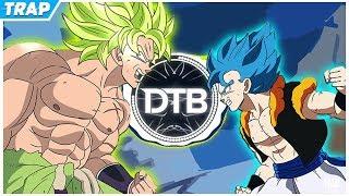Dragon Ball Super Broly OST - Gogeta vs Broly (Rifti Trap Remix)