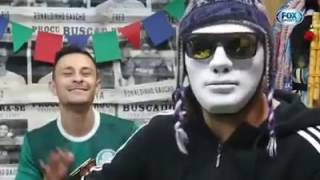 musica do desimpedidos na f0x sports com wellington paulista 03